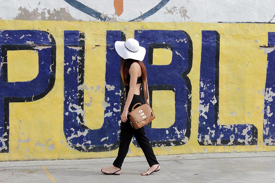 Black jumpsuit zara - travel blog bunos aires - uktravelblogger, fashionblog, londonblogger - argentinatravelblog 6
