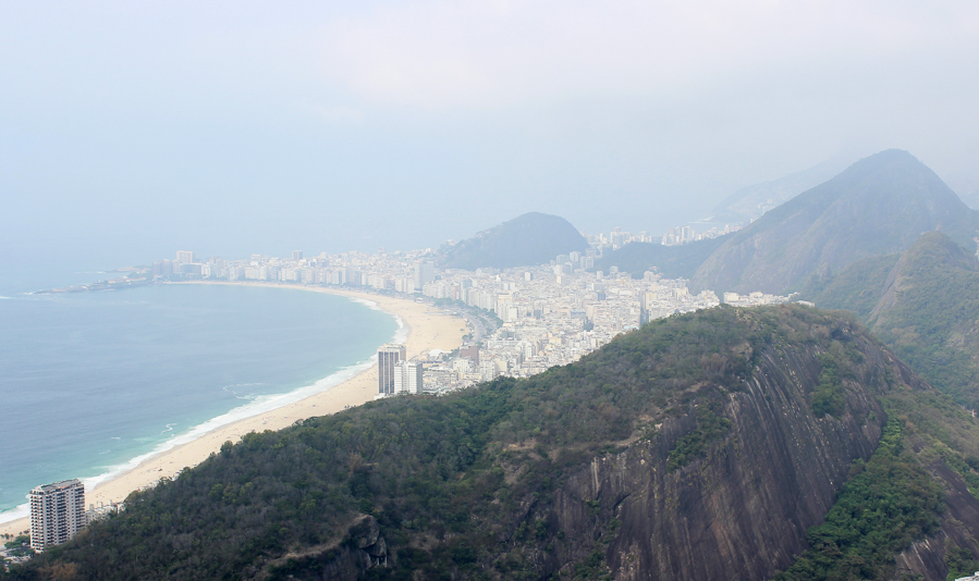 Brazil - sugar loaf mountain - uk fashion and travel blog - clutch and carry on - Brazil Travel Blog 1