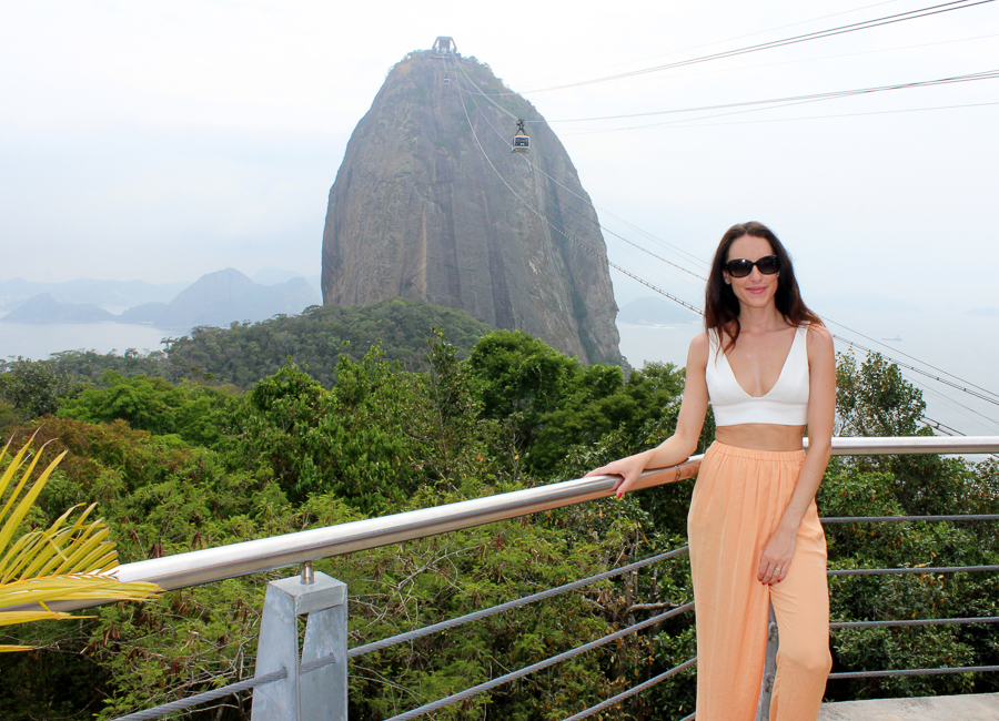 Brazil - sugar loaf mountain - uk fashion and travel blog - clutch and carry on - Brazil Travel Blog 7