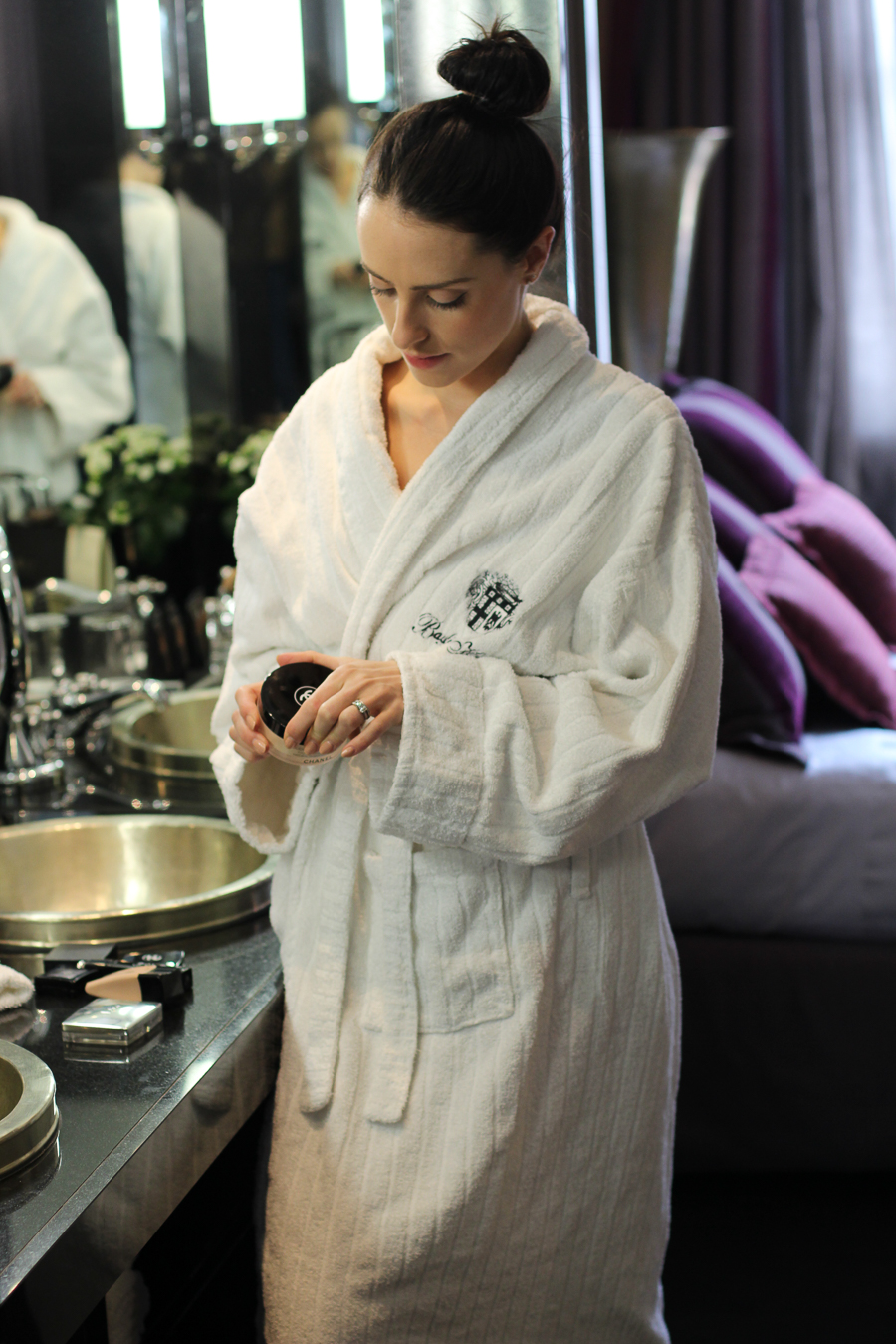 The Baglioni - C&C - Make-up Robe