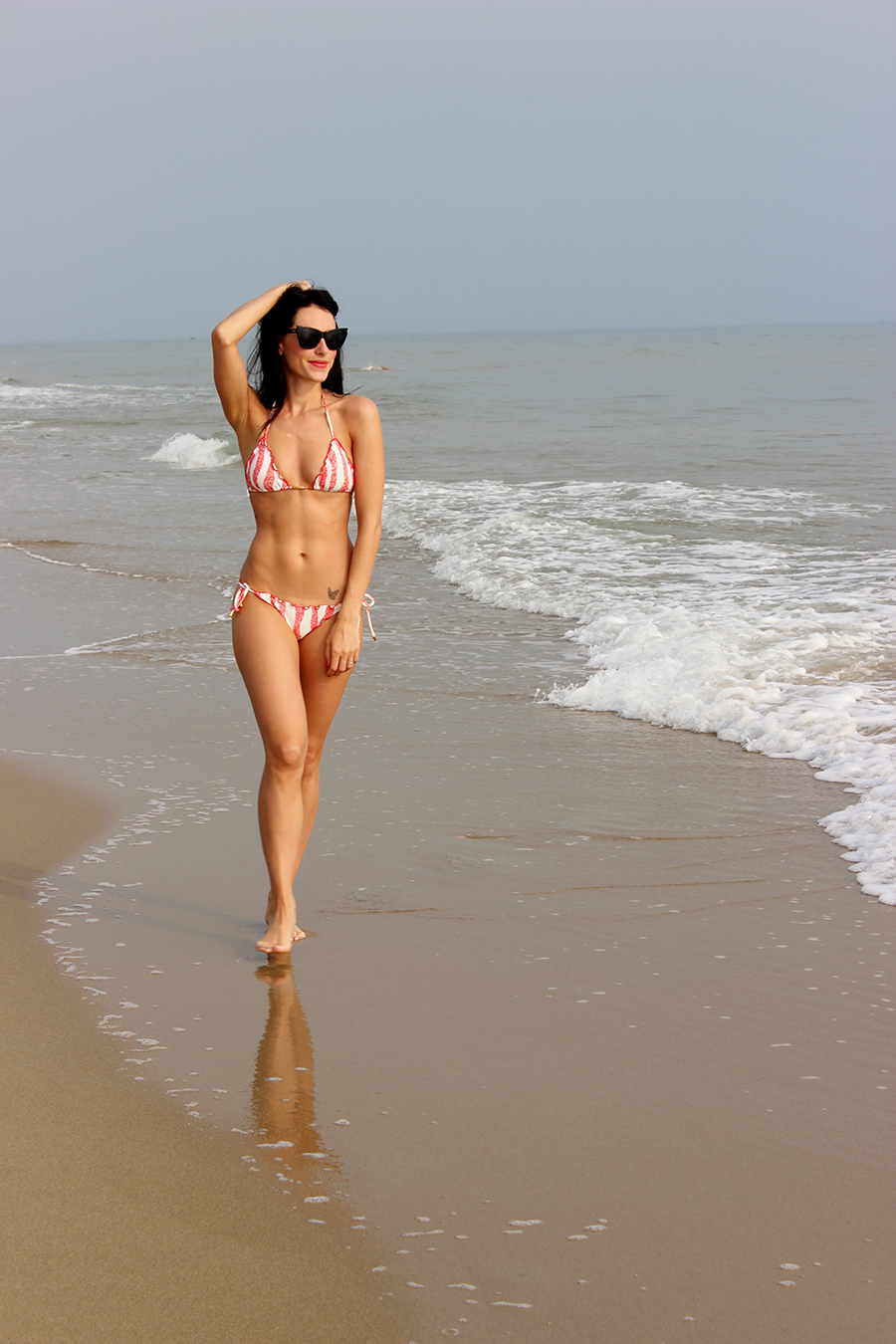Clutch and Carry on - travel blog vietnam - pullman beach resort - vix bikini coral 53