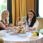 The Baglioni afternoon tea - Clutch & Carry-on - UK fashion blogger