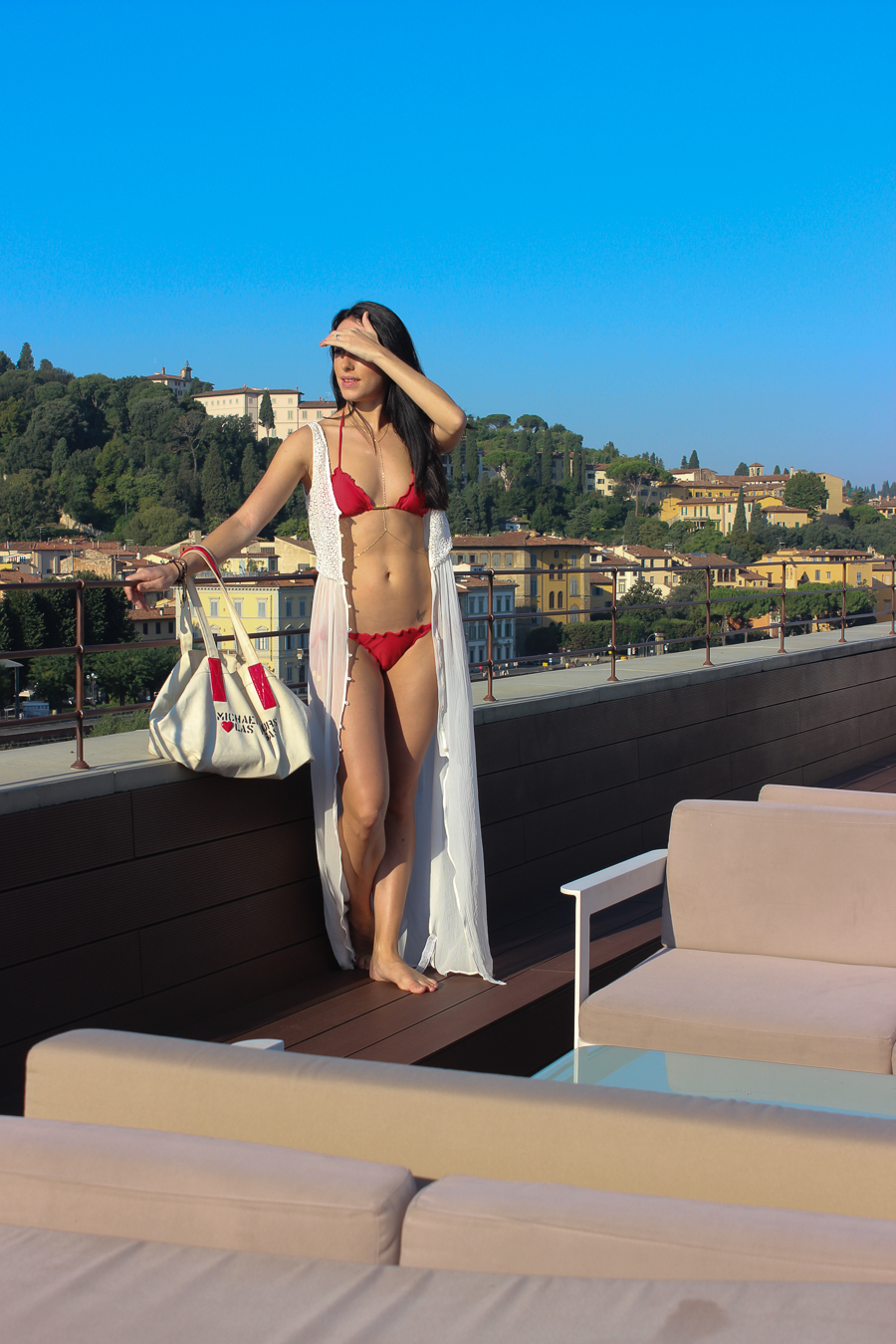 Sabrina Chakici - Clutch and Carry on - UK Fashion blogger & UK Travel Blogger - Florence Tuscany Travel Blog - Hotel Plaza Luchessi-46