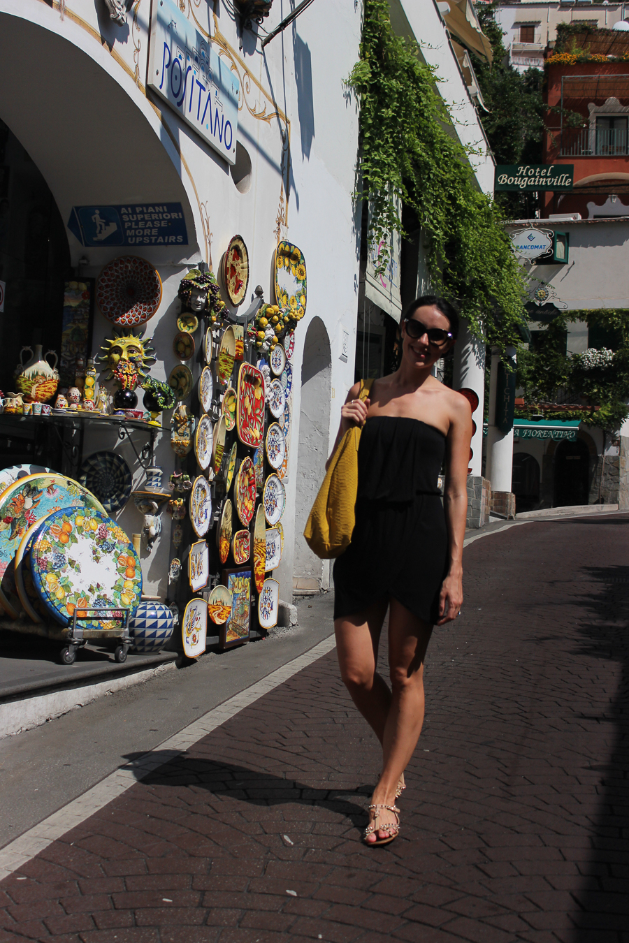 Sabrina Chakici - Clutch and Carry on - UK Fashion blogger & UK Travel Blogger - Capri Travel Blog - Capri Palace Hotel_-219