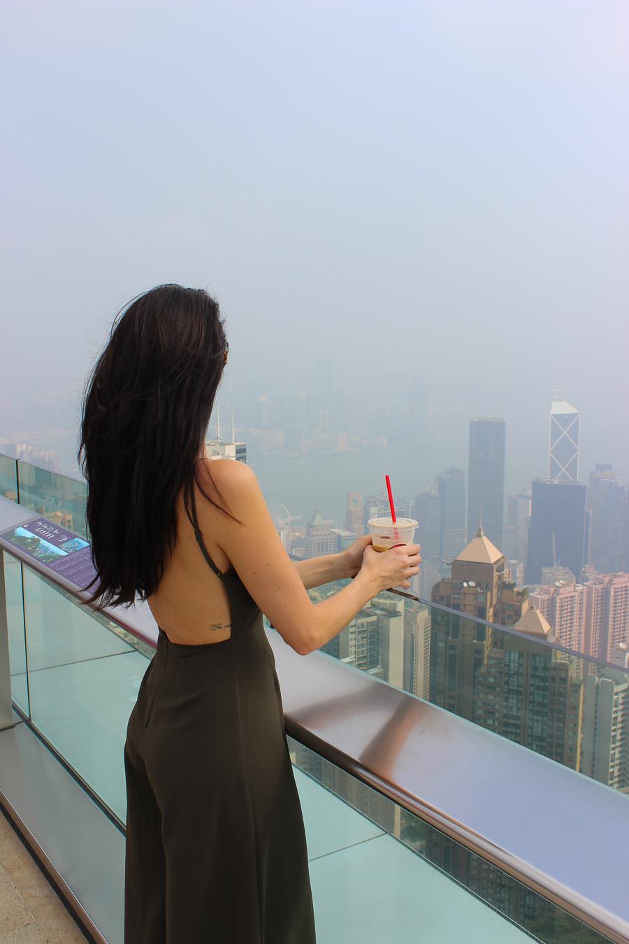 Clutch and carry on - sabrina chakici - conrad stay inspired - conrad hong kong - travel blog hong kong - travel blogger-22