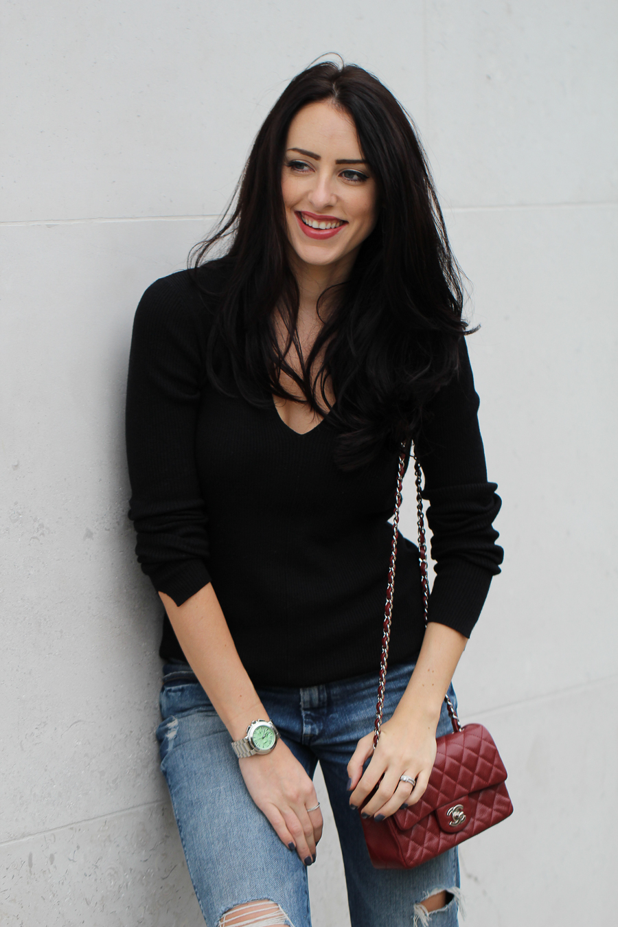 Sabrina Chakici - Clutch and Carry on - UK Style blog - street style london, folli follie watch, uk travel blogger-21