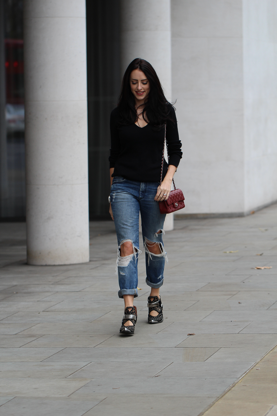 Sabrina Chakici - Clutch and Carry on - UK Style blog - street style london, folli follie watch, uk travel blogger-7
