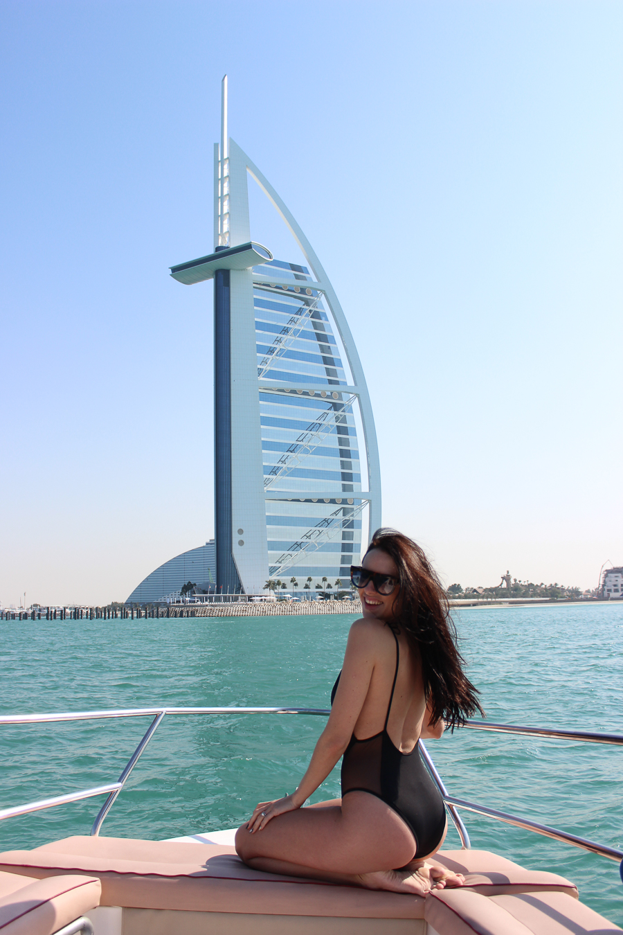 clutch and carry on - uk travel blogger - dubai travel blog - dubai yacht tour - sabrina chakici-31