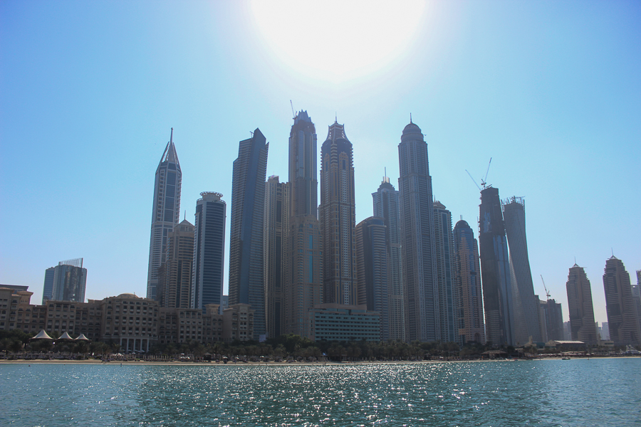 clutch and carry on - uk travel blogger - dubai travel blog - dubai yacht tour - sabrina chakici-35