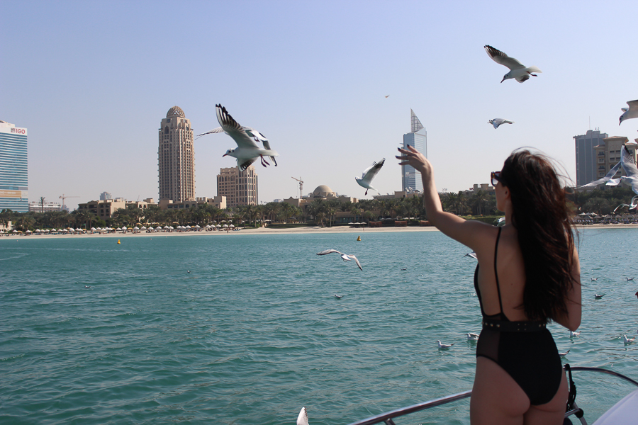 clutch and carry on - uk travel blogger - dubai travel blog - dubai yacht tour - sabrina chakici-53