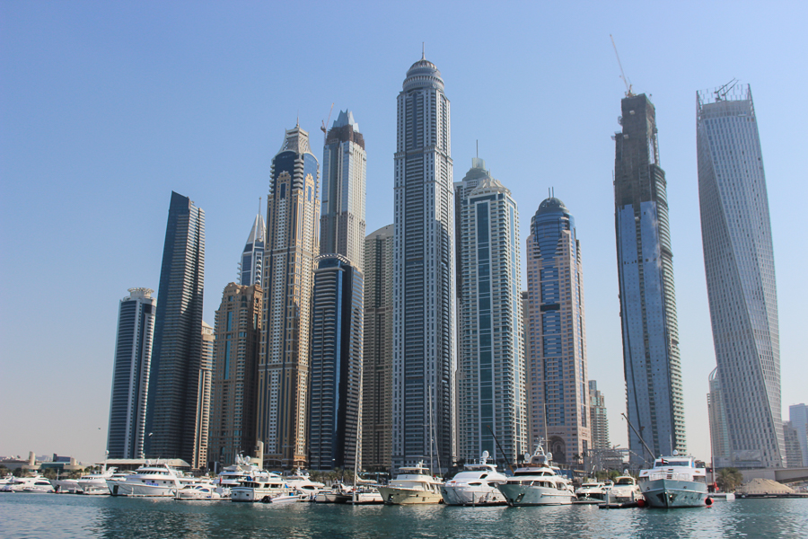 clutch and carry on - uk travel blogger - dubai travel blog - dubai yacht tour - sabrina chakici-56