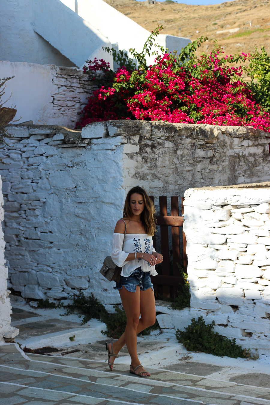 Sabrina Chakici - Clutch and carry on - travel and style blog, travel blogger - Mykonos travel blog - Folli Follie - FFislandhopping-105