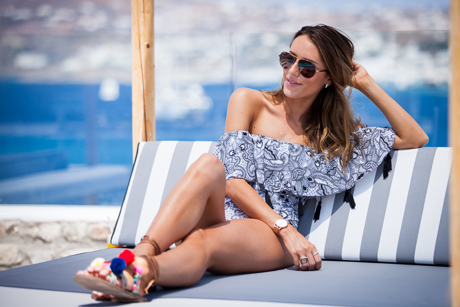 Sabrina Chakici - Clutch and carry on - travel and style blog, travel blogger - Mykonos travel blog - Folli Follie - FFislandhopping-122