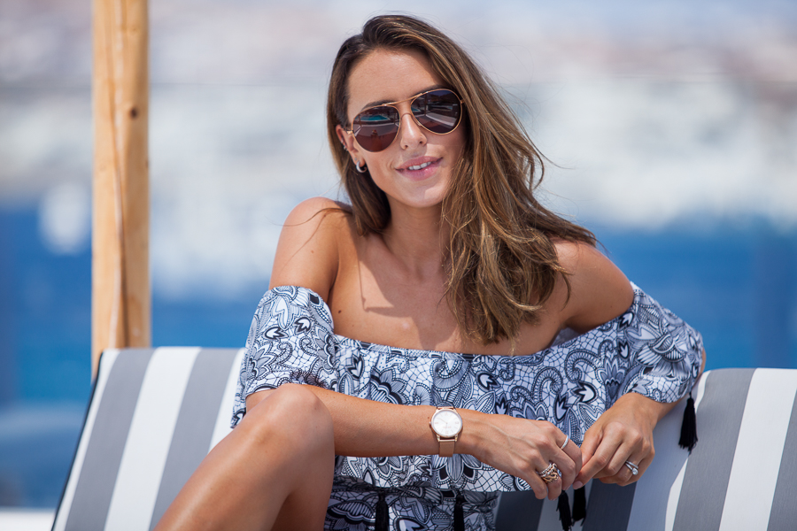 Sabrina Chakici - Clutch and carry on - travel and style blog, travel blogger - Mykonos travel blog - Folli Follie - FFislandhopping-123