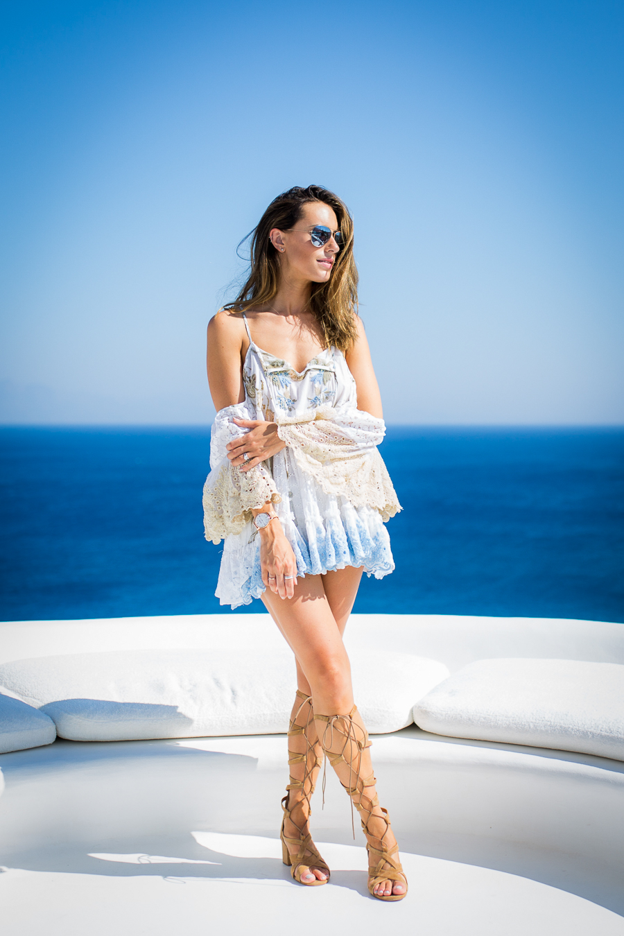 Sabrina Chakici - Clutch and carry on - travel and style blog, travel blogger - Mykonos travel blog - Folli Follie - FFislandhopping-155