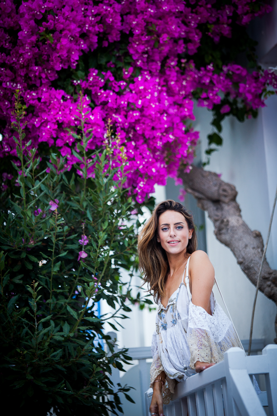 Sabrina Chakici - Clutch and carry on - travel and style blog, travel blogger - Mykonos travel blog - Folli Follie - FFislandhopping-174