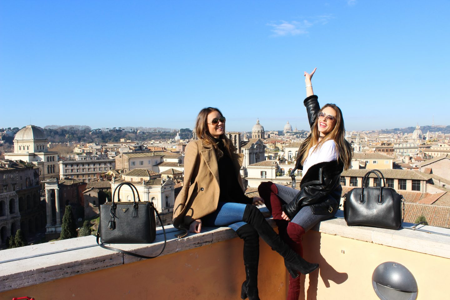 1. Sabrina Chakici - Clutch & Carry-On - Roman Candle Tours, Rome Travel Blog (1 of 1)-2