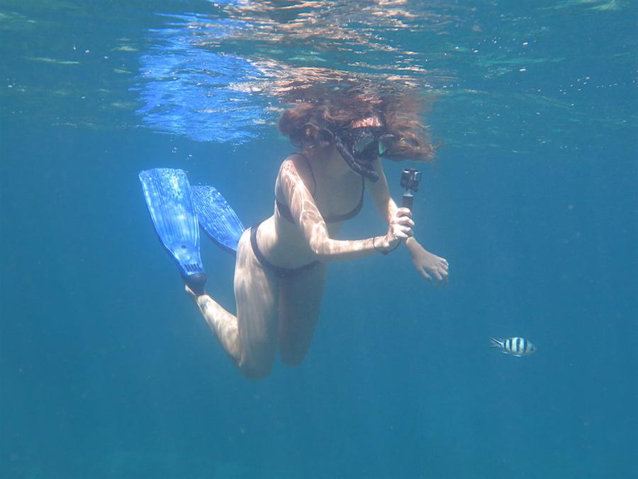 Sabrina Chakici - Scuba Dive Koh Tao 3