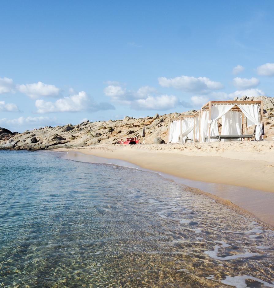 Sardinia Boutique Beach Hotels
