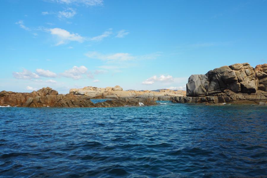 Italy's best beach. chia laguna, sardinia