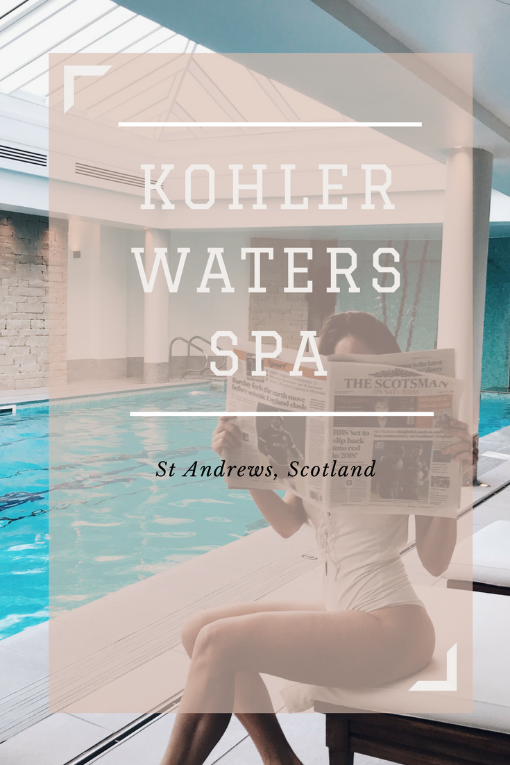 Kohler Waters Spa