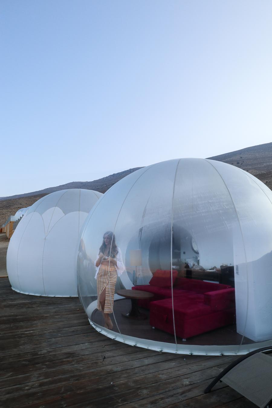 Petra Bubble Luxotel - hotel